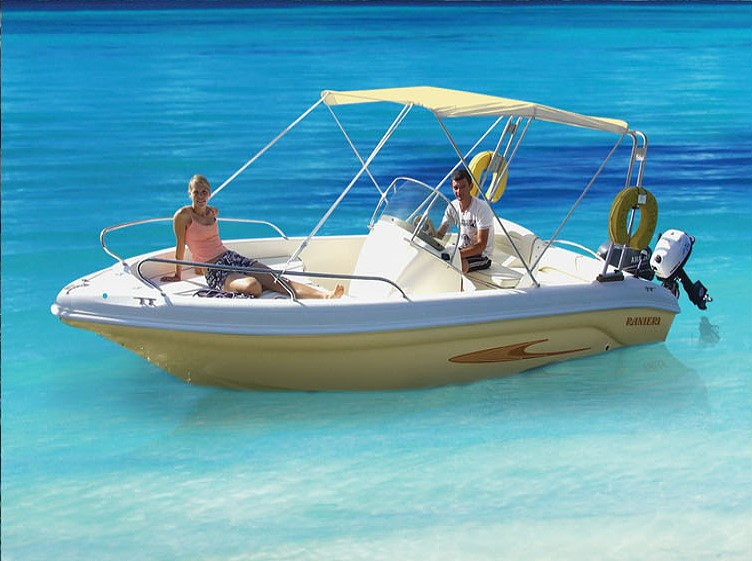 Captain's Motorboat Rentals